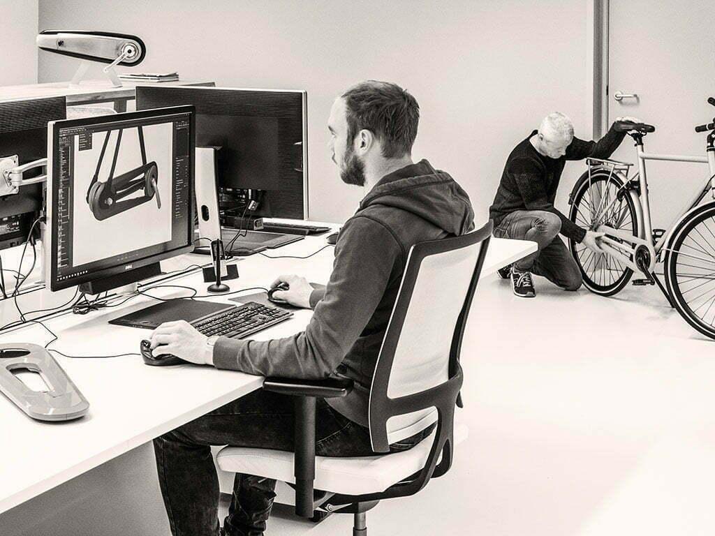 Hesling Bike Parts Ulft Design Ontwerp Fiets Fietsonderdelen Fietsaccessoires Engineering