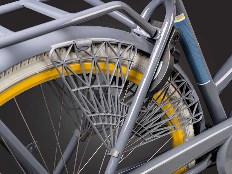 Hesling Bike Parts Jasbeschermer Fiets Fietsonderdeel Fietsaccessoire