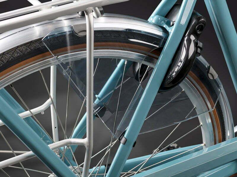Hesling Bike Parts Ulft Jasbeschermer Spatbord
